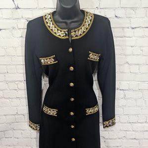 Adrienne Vittadini Vintage Sweater Dress